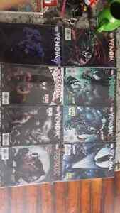 Venom comic books. Sealed in plastic still  Strathcona County Edmonton Area image 1
