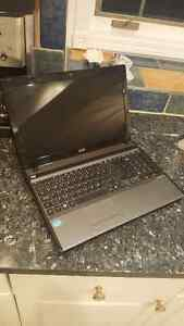 Acer Aspire Laptop Core i5 6GB ram + Carry case $260 quick sale
