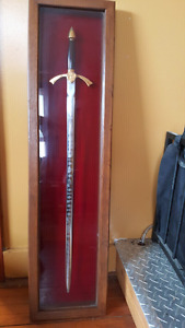 RCMP Commemorative sword 1885-1985