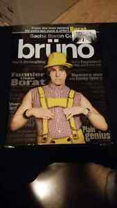 DVD Bruno *BRAND NEW*