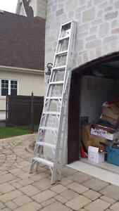 Ladder 10 feet (like new used 2 times)