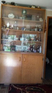 Large China Cabinet for sale