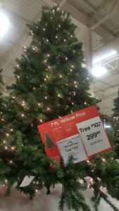 FREE CHRISTMAS TREE WHEN YOU PICK UP EVERYTHING HERE FOR $50