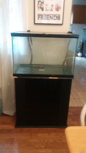 51 gallon tank and stand$200