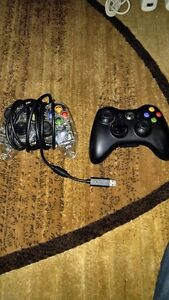 2 XBOX 360 CONTROLLERS FOR SALE  $20 EACH