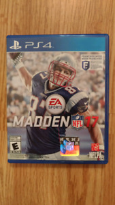 Madden 2017 for Ps4