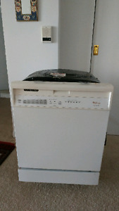 Whirpool Dishwasher(needs minor repair OR just for parts)