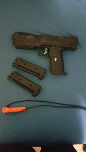 Tippmann paintball pistol