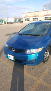 2011 Honda civic low kms