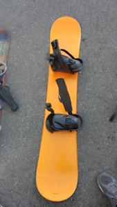 planche à neige Salomon 152