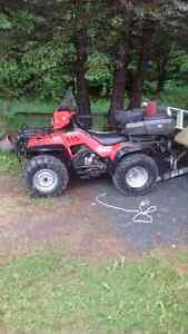 89 350 for trax 4x4.  1500 obo