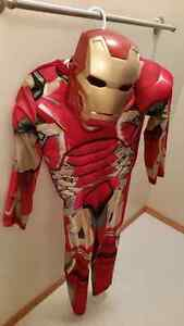 Iron Man Costume - size medium