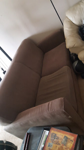 Hide - A - Bed Couch!!! Offers Accepted