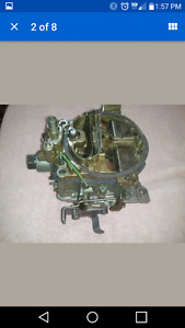 Wanted: Rochester Quadrajet 7041270 carburetor