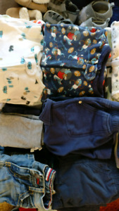 Baby Boy Clothing Sizes 0-12 months