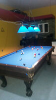 Pool Table 4x8