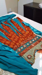 Indian Party Wear Fancy Sarees and Ladies suits Windsor Region Ontario image 3