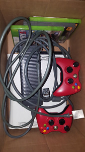 Xbox 360 (modded or chipped  system)
