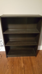 Two Billy bookcases in very good condition