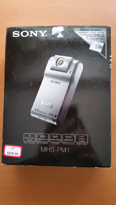 SONY HD Portable Camcorder/Camera.