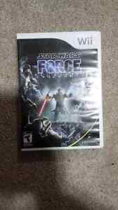 Selling: Star Wars- The Force Unleashed