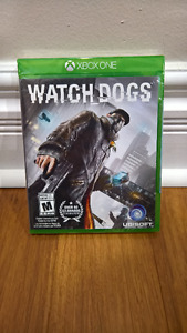 Watch Dogs for Xbox One (Brand New, Sealed)