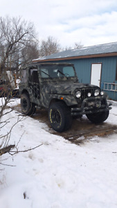 1975 jeep willies  rat rod  3500 dollars