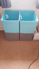 Ikea Drona Boxes (Price for 4 No)