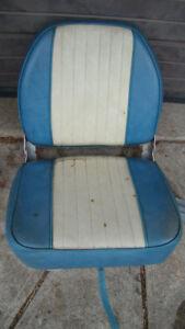 Garelick Mfg. Co. Vintage Eez-In boat seat
