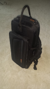 Pro Tec Contoured Trumpet case with back pack strap