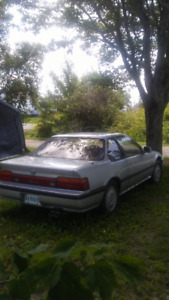 1988 HONDA PRELUDE SI 4WS - PROJECT CAR
