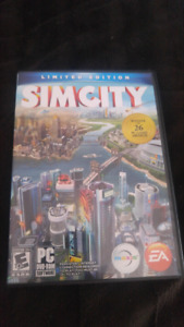 OBO Sim city limited edition. Best offer takes it home
