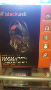 ~New gaming headset~