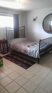 Chambre étudiant libre pour juin  110$ semaine à St-Hubert