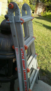 17' Multi Position Little Giant Ladder