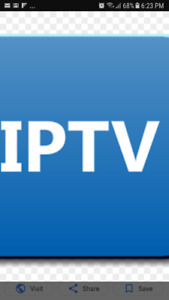 Iptv for the whole year 120.dollars