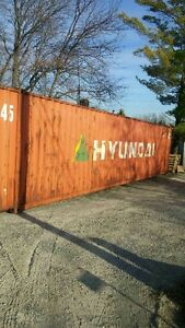 Rare 45 foot sea container high cube