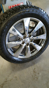 Rims/winter tires for sale