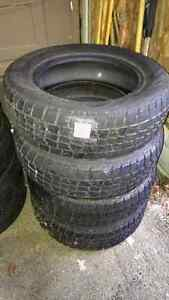 4 Avalanche X-Treme Used Tires 215/65 R16