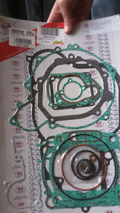 Full engine gasket set 95-98 YZ Yamaha