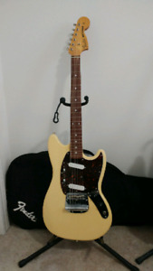 Fender Mustang CIJ Mint Condition Guitar
