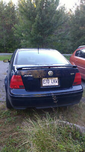 2002 Volkswagen Jetta Berline