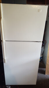 Fridge and electric stove 300.00  works well, I WILL SEPARATE
