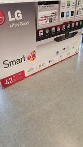 """LG 42"""" LED Smart TV"""