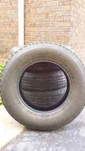 Hankook DynaPro AT 235-75-17 F150 Kitchener / Waterloo Kitchener Area image 1