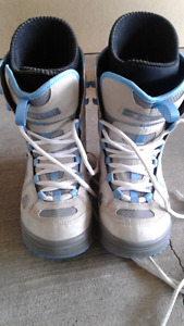Limited snow board boots