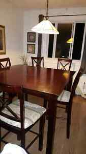 Price Drop Make an Offer 8 piece Dinning set  Kingston Kingston Area image 1