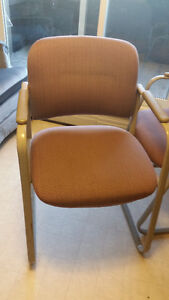 office chairs sturdy each $10