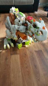 Imaginext t rex Fisher price