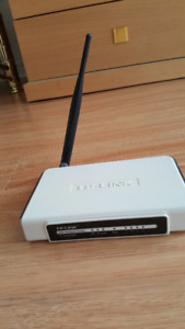 TP Link Wireless Router TL-WR340GD